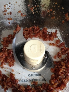 Have you ever pulverized bacon? You should.