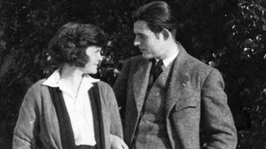 A young couple in Switzerland (JFK Library/Hemingway Collection)