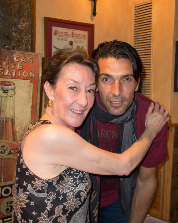 Patricia Baglioni, the consummate hostess of Hotel Hermes. (Photo courtesy of Patricia Baglioni)