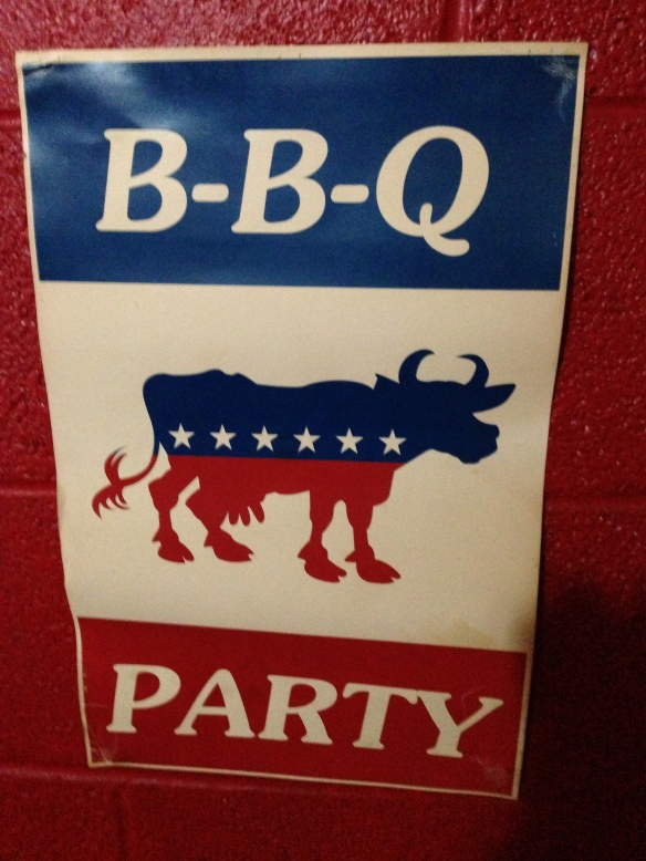 My kind of third party.